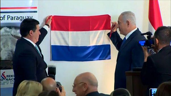 L'ambassade du Paraguay est désormais à Jérusalem