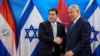 Paraguay verlegt Botschaft von Tel Aviv nach Jerusalem
