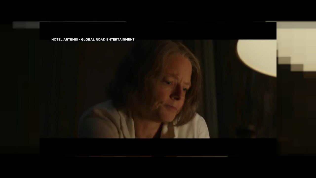 Jodie Foster irriconoscibile al cinema