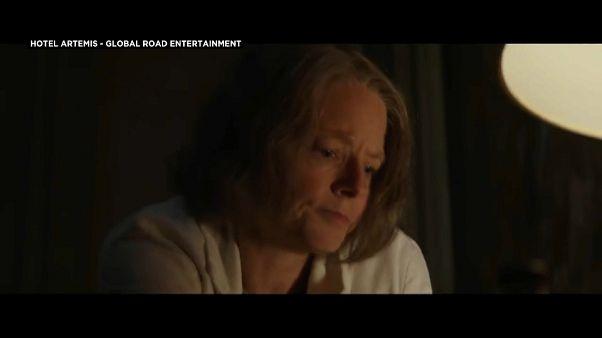 Jodie Foster irriconoscibile al cinema