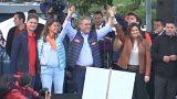 Ivan Duque, le candidat de la droite à l'élection présidentielle