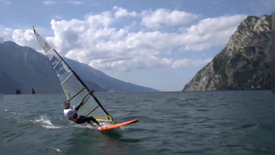"""Adaptive Windsurf"", la disabilità sfida le onde"