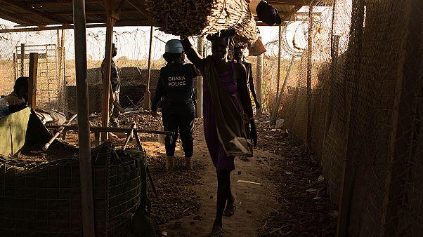 Güney Sudan'da cinsel saldırı suçlarında endişelendiren artış