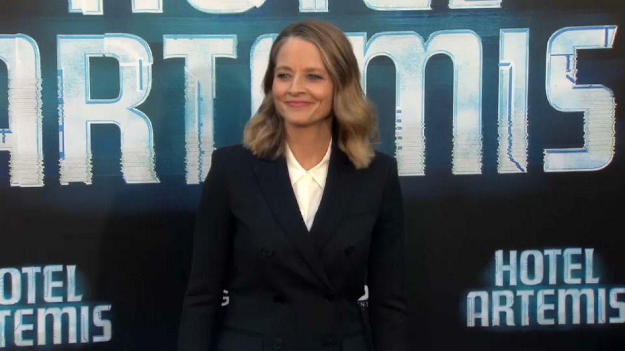 """Jodie Foster regressa ao grande ecrã em """"Hotel Artemis"""""""