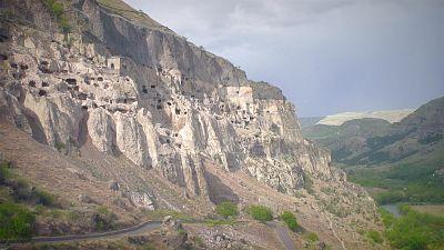 Vardzia: 'The Cave Town'