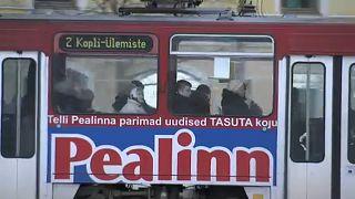 Des transports gratuits partout en Estonie