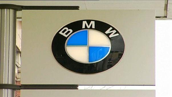 BMW recolhe carros no Reino Unido por defeito