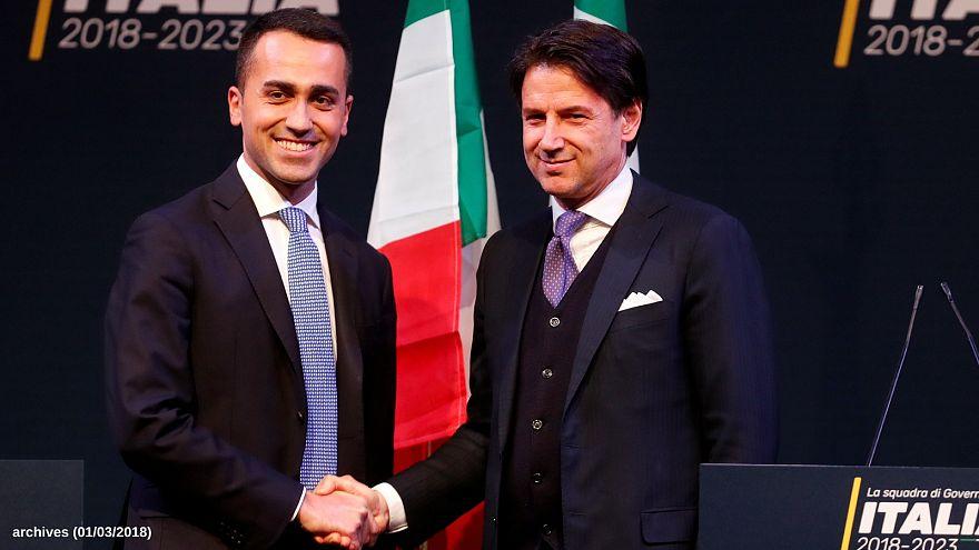 Italie : Giuseppe Conte proposé pour devenir président du Conseil