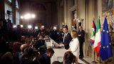 Ιταλία: Κόντε ο εκλεκτός Λέγκα - Πέντε Αστέρων