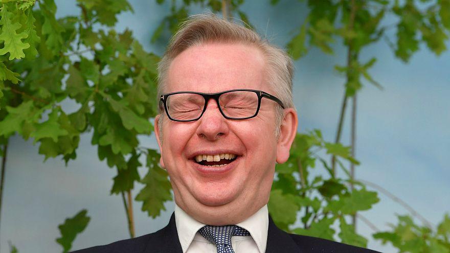مايكل جوف وزير البيئة البريطاني