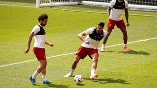 Ligue des champions : les Reds préparent leur finale