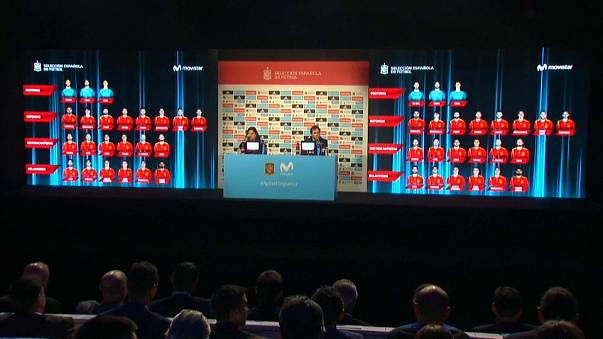 Lopetegui desvela la lista de 'convocados' para el Mundial de Rusia