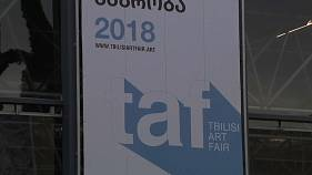 TAF-2018: ярмарка искусств в Тбилиси