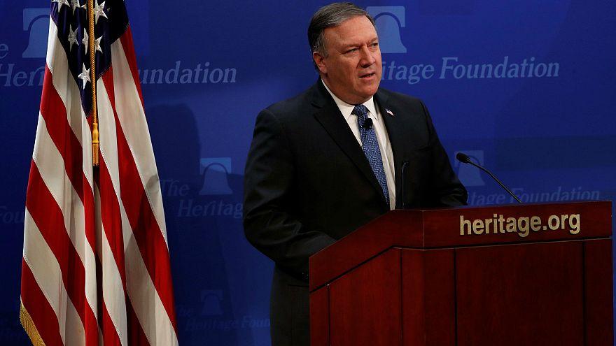 Washington nyomást helyez Teheránra