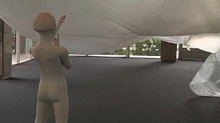 Η πρώτη έκθεση τέχνης στην Τιφλίδα
