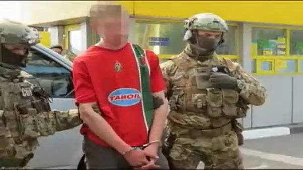"""Un Français incarcéré en Ukraine pour """"terrorisme"""""""
