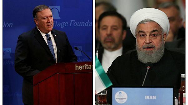"""Róhani: """"Egy volt CIA-vezér ne hozzon döntéseket a világról"""""""
