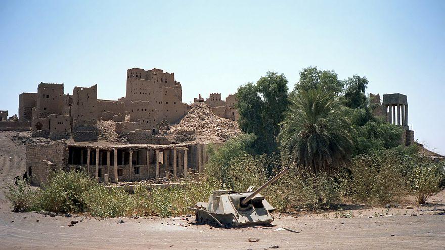 قتلى وجرحى في هجوم صاروخي للحوثيين على مدينة مأرب