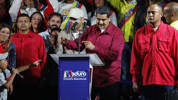 واشنطن تدعو مادورو إلى احترام الديمقراطية