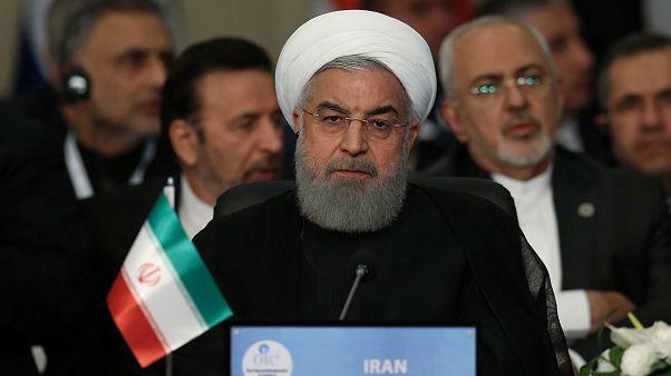 Iran: Ruhani will US-Drohungen nicht ernst nehmen