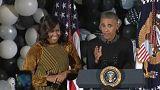 Obamáék beszállnak a filmiparba
