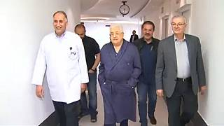 Abbas no hospital