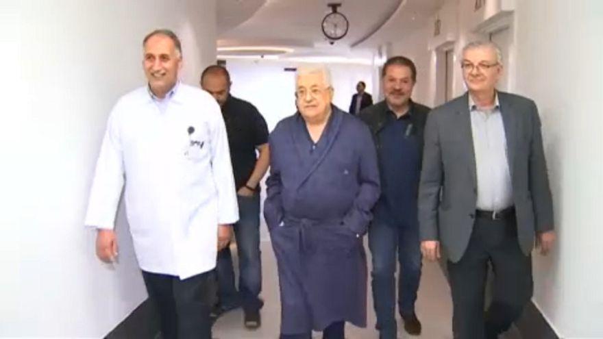 Abbas no hospital