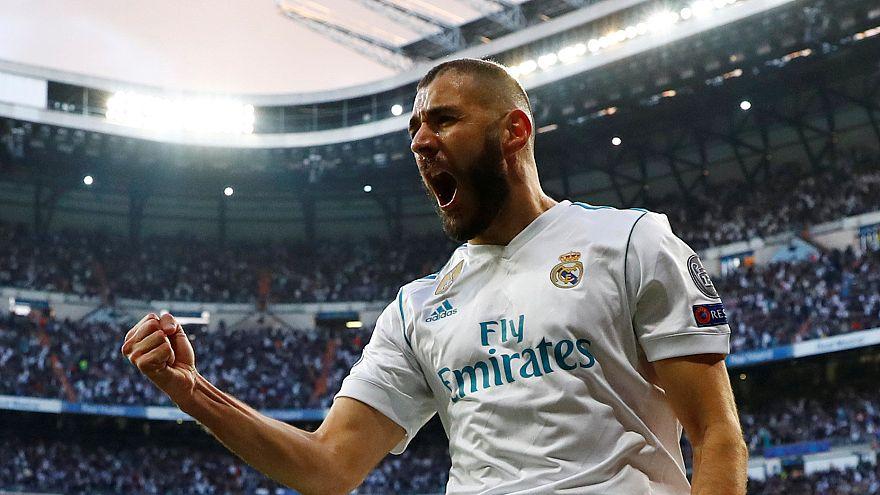 نجم ريال مدريد كريم بن زيمة يتمنى للصائمين شهية طيبة