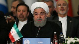 Irán critica a Estados Unidos por la reimposición de las sanciones