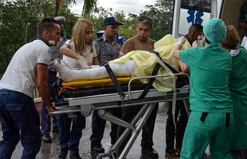 Marcelino Vazquez Hernandez/ACN/via REUTERS