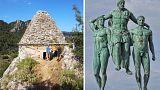 Βρήκαν τον τάφο του Έλληνα Ολυμπιονίκη Διαγόρα;