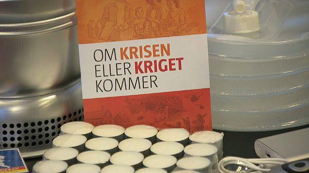 Schweden verteilt 4,8 Mio. Broschüren für den Ernstfall