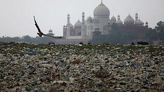 Egyre rosszabb állapotban a Taj Mahal