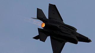 İsrail: Yeni nesil savaş uçağı F-35'i kullanmaya başladık