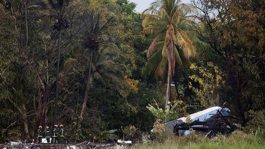 Küba'daki uçak kazasında ölenlerin sayısı 111'e yükseldi