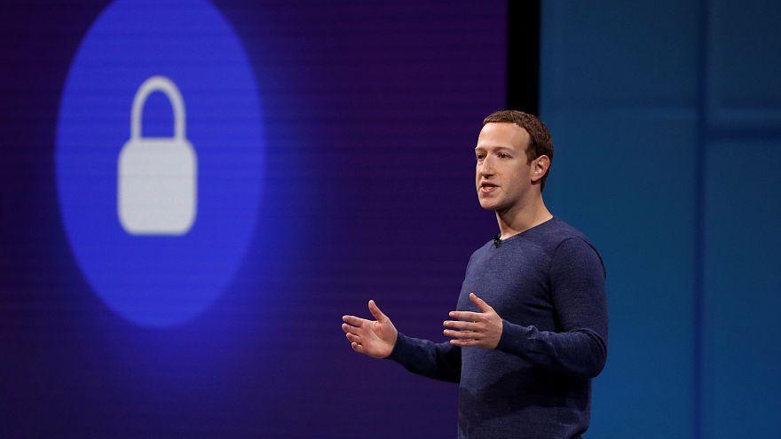 L'audition attendue de Mark Zuckerberg devant le Parlement européen