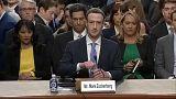 Kellemetlen percek várnak Mark Zuckerbergre