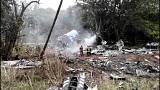 Скончалась одна из трех выживших в авиакатастрофе