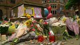 Минута молчания в память о Манчестере