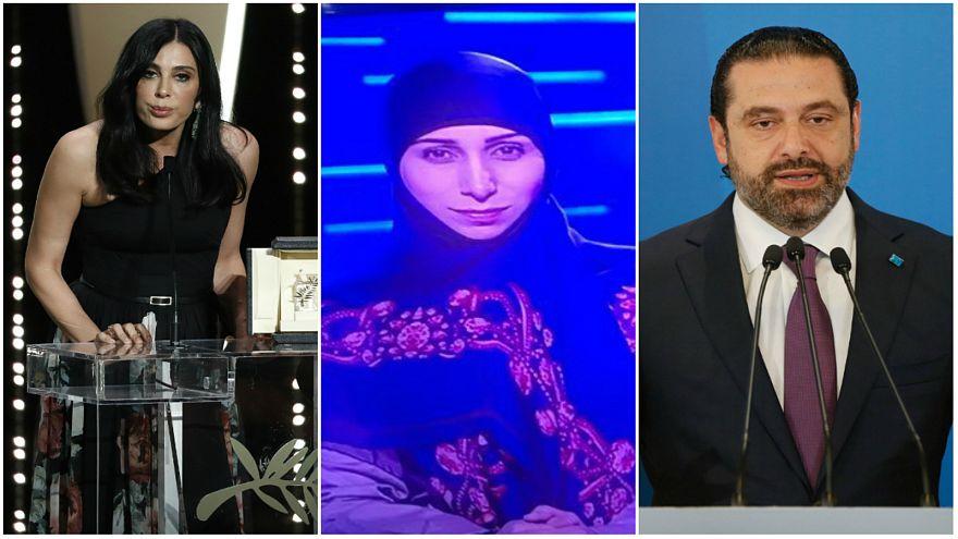 """احتفال لبنان بفوز فيلم """"كفرناحوم"""" في مهرجان """"كان"""" يغضب مذيعة قناة المنار"""