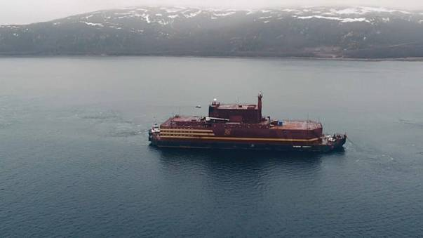"The ""Akademik Lomonosov"" can supply 50,000 homes with power"