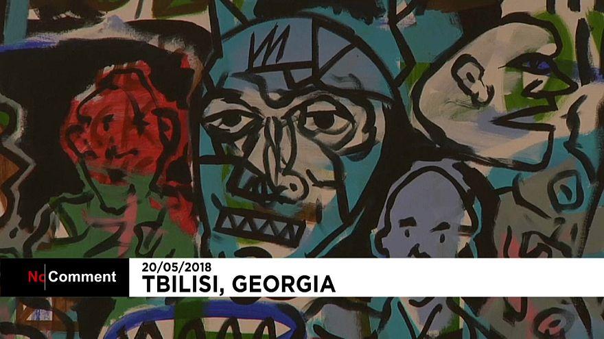 La Géorgie s'ouvre à l'art contemporain