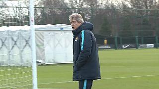 West Ham name Manuel Pellegrini as new manager