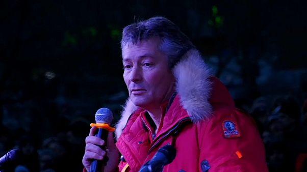 Unbequemer Bürgermeister von Jekaterienburg zurückgetreten