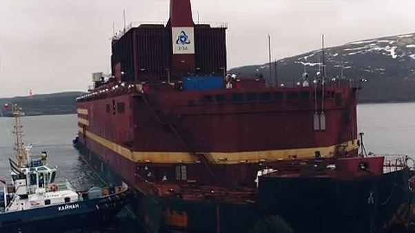 Bevetésre kész a nukleáris Titanic