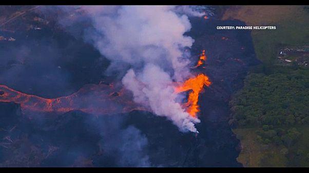 Aktívak a vulkánok a tűzgyűrű mentén