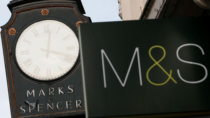 Marks & Spencer : plus d'une centaine de fermetures