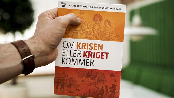 سوئد دفترچه آمادگی در برابر شرایط جنگی منتشر کرد