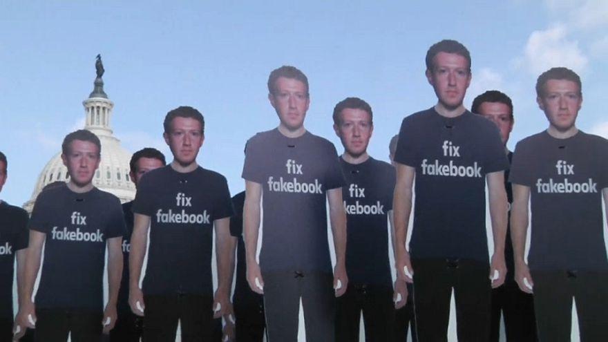 Todos pendientes de Mark Zuckerberg y su reunión en el Parlamento Europeo