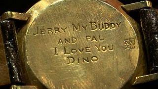 Στο «σφυρί» αντικείμενα του Τζέρι Λιούις